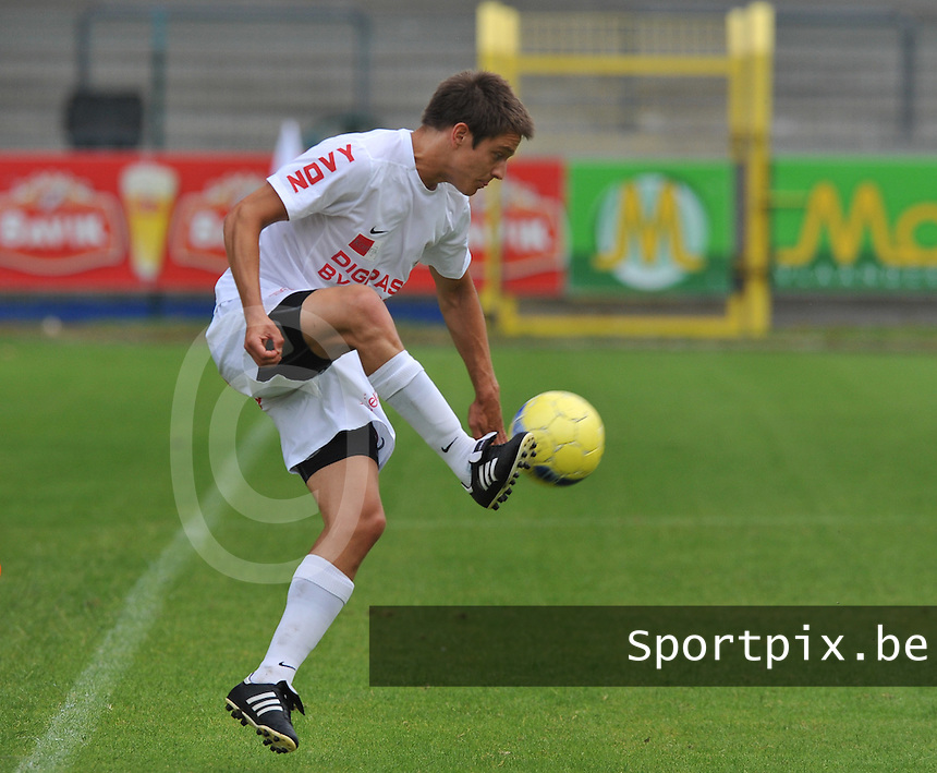 KV Kortrijk : David Wijns.foto VDB / BART VANDENBROUCKE
