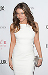Elizabeth Hurley arriving at the Genlux Magazine 10th Issure Party held at Eve by Eve's in Beverly Hills Ca. March 12, 2015