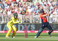 England's Jos Buttler<br /> <br /> Photographer Andrew Kearns/CameraSport<br /> <br /> Only IT20 - Vitality IT20 Series - England v Australia - Wednesday 27th June 2018 - Edgbaston - Birmingham<br /> <br /> World Copyright &copy; 2018 CameraSport. All rights reserved. 43 Linden Ave. Countesthorpe. Leicester. England. LE8 5PG - Tel: +44 (0) 116 277 4147 - admin@camerasport.com - www.camerasport.com