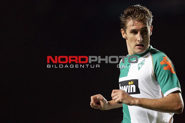 CL 06/07 Gruppe  A - Hinspiel<br /><br />FC Chelsea vs Werder Bremen 2:0<br /><br /><br />Miroslav Klose<br /><br /><br />Foto :&copy; nordphoto <br /><br /><br /><br /><br /><br /><br /><br /> *** Local Caption ***