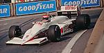 Eddie Cheever,. Arrows A10B, Detroit 1988