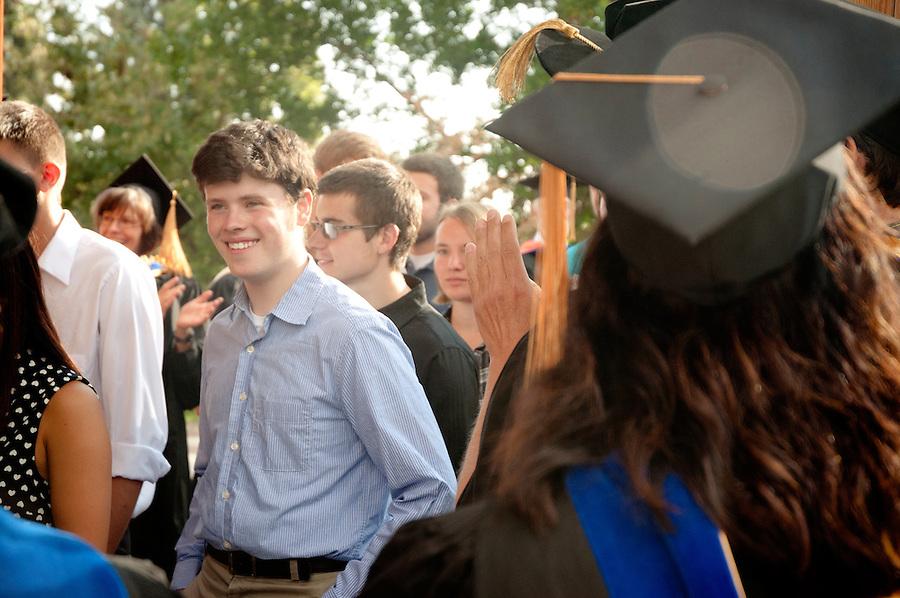 Freshman Convocation; class of 2016