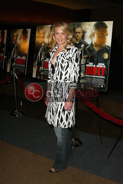 """Elisabeth Ršhm<br />at the Los Angeles Premiere of """"Dirty"""". Writers Guild, Beverly Hills, CA. 02-22-06<br />Jason Kirk/DailyCeleb.com 818-249-4998"""