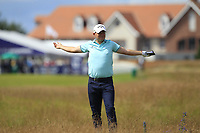 James Morrison (ENG) on the 10th during Round 2 of the Aberdeen Standard Investments Scottish Open 2019 at The Renaissance Club, North Berwick, Scotland on Friday 12th July 2019.<br /> Picture:  Thos Caffrey / Golffile<br /> <br /> All photos usage must carry mandatory copyright credit (© Golffile | Thos Caffrey)