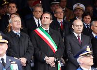 NAPOLI 28/03/2013 908 ANNIVERSARIO DELLA'ACCADEMIA AERONAUTICA .NELLA FOTOLUIGI DE MAGISTRIS.FOTO CIRO DE LUCA..