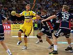 Handball DHB-Pokal, Lufthans Final Four 2011 Halbfinale, SG Flensburg-Handewitt - Rhein-Neckar Löwen