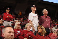 NWA Democrat-Gazette/ANDY SHUPE<br /> of Arkansas of North Dakota State Tuesday, Dec. 20, 2016, during the second half of play in Bud Walton Arena. Visit nwadg.com/photos to see more photographs from the game.