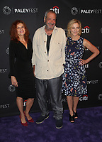 11 September 2017 - Los Angeles, California - Lolita Davidovich, Dick Wolf, Edie Falco. The Paley Center For Media 11th Annual PaleyFest Fall TV Previews Los Angeles - NBC. <br /> CAP/ADM/FS<br /> &copy;FS/ADM/Capital Pictures