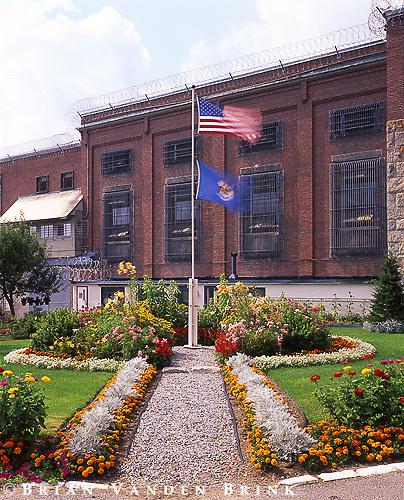 Center Block & Gardens