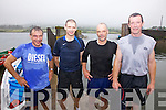 The Templenoe Crew who competed in the Senior Men's at the Cahersiveen Regatta on Sunday were l-r; Ben Van Deventer, John Holland, Gerard Van Deventer & Pat Clifford.