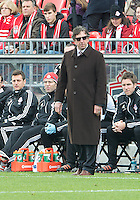 20 October 2012: Toronto FC head coach Paul Mariner during an MLS game between the Montreal Impact and Toronto FC at BMO Field in Toronto, Ontario..The game ended in a 0-0 draw..