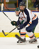Travis Stevens (Plymouth State - 18), Ian Canty (Salem State - 7) - The visiting Plymouth State University Panthers defeated the Salem State University Vikings 3-2 on Thursday, December 1, 2011, at Rockett Arena in Salem, Massachusetts.