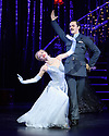 London, UK. 15.12.2017. Matthew Bourne's CINDERELLA returns to Sadler's Wells and runs until January 27th 2018. Picture shows: Cordelia Braithwaite (Cinderella), Will Bozier (Harry, the Pilot). Photograph © Jane Hobson.
