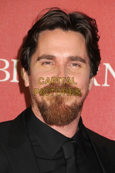 2 January 2016 - Palm Springs, California - Christian Bale. 27th Annual Palm Springs International Film Festival Awards Gala held at the Palm Springs Convention Center.  <br /> CAP/ADM/BP<br /> &copy;BP/ADM/Capital Pictures