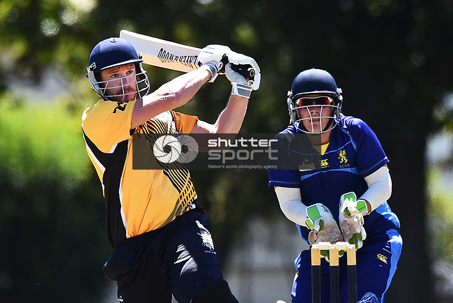 NELSON, NEW ZEALAND - Wakatu v ACOB at Victory Square, Nelson, New Zealand. Saturday 16 February 2019. (Photo by Chris Symes/Shuttersport Limited)