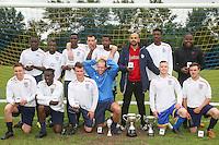 Hackney & Leyton Sunday League 31-05-15