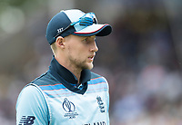 Joe Root (England) during Australia vs England, ICC World Cup Semi-Final Cricket at Edgbaston Stadium on 11th July 2019