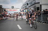 Michael Matthews (AUS/Sunweb) finishing 4th<br /> <br /> 103rd Li&egrave;ge-Bastogne-Li&egrave;ge 2017 (1.UWT)<br /> One Day Race: Li&egrave;ge &rsaquo; Ans (258km)