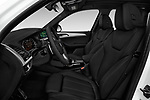 Front seat view of a 2018 BMW X3 M Sport 5 Door SUV front seat car photos