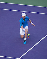 Murray Forehand Volley