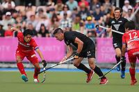 Jacob Smith. International Hockey, Blacksticks Men v Japan, TET Multisport Centre, Stratford, New Zealand. Saturday 12 October 2019. Photo: Simon Watts/www.bwmedia.co.nz/HockeyNZ