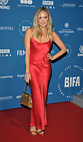 Claire Jones at the British Independent Film Awards (BIFA) 2018, Old Billingsgate Market, Lower Thames Street, London, England, UK, on Sunday 02 December 2018.<br /> CAP/CAN<br /> &copy;CAN/Capital Pictures