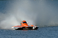 "Chris Ritz, Y-2 ""Orange Crate""   (1 Litre MOD hydroplane(s)"
