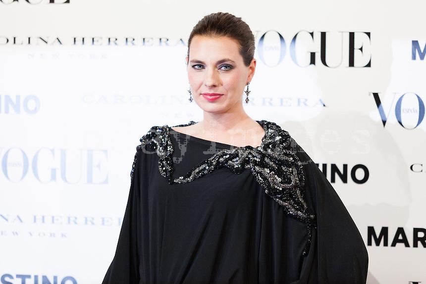 Alejandra Osborne at Vogue December Issue Mario Testino Party