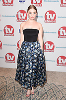 Nell Hudson<br /> arriving for the TV Choice Awards 2017 at The Dorchester Hotel, London. <br /> <br /> <br /> &copy;Ash Knotek  D3303  04/09/2017