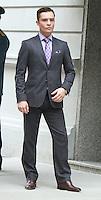 August 17, 2012 Ed Westwick  shooting on location for Gossip Girl in New York City. &copy; RW/MediaPunch Inc. /NortePhoto.com<br /> <br /> **SOLO*VENTA*EN*MEXICO**<br /> **CREDITO*OBLIGATORIO** <br /> *No*Venta*A*Terceros*<br /> *No*Sale*So*third*<br /> *** No Se Permite Hacer Archivo**<br /> *No*Sale*So*third*