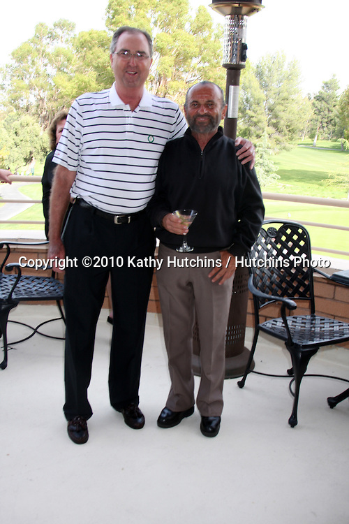Dennis Wagner, Joe Pesci.at the 4th Annual Jack Wagner Celebrity Golf Classic to benefit The Leukemia & Lymphoma Society Golf Tournament.Valencia Country Club.Valencia , CA.April 27, 2010.©2010 Kathy Hutchins / Hutchins Photo...