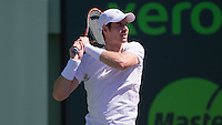 ANDY MURRAY (UK)<br /> <br /> Tennis - MIAMI OPEN 2015 - ATP 1000 - WTA Premier -  Crandon park Tennis Centre  - Miami - United States of America - 2015<br /> &copy; AMN IMAGES