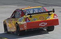 Mar 30, 2007; Martinsville, VA, USA; Nascar Nextel Cup Series driver Kevin Harvick (29) during qualifying for the Goody's Cool Orange 500 at Martinsville Speedway. Martinsville marks the second race for the new car of tomorrow. Mandatory Credit: Mark J. Rebilas.