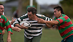 Pat Walsh memorial Golden Oldies rugby game between Manurewa & Waiuku held at Mountfort Park, Manurewa on 5th April, 2008.