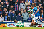 11.3.2018 Rangers v Celtic:<br /> Bruno Alves and James Forrest