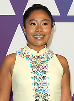 04 February 2019 - Los Angeles, California - Yalitza Aparicio. 91st Oscars Nominees Luncheon held at the Beverly Hilton in Beverly Hills. Photo Credit: AdMedia
