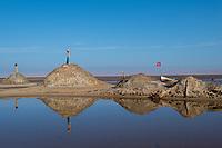 Chott El-Jarid Salt Flats