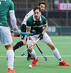 AMSTELVEEN -  Sean Murray (R'dam)  tijdens de hoofdklasse competitiewedstrijd heren, AMSTERDAM-ROTTERDAM (2-2). COPYRIGHT KOEN SUYK