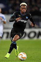 Clinton Njie of Marseille in action during the Uefa Europa League 2018/2019 football match between SS Lazio and Marseille at stadio Olimpico, Roma, November, 08, 2018 <br />  Foto Andrea Staccioli / Insidefoto