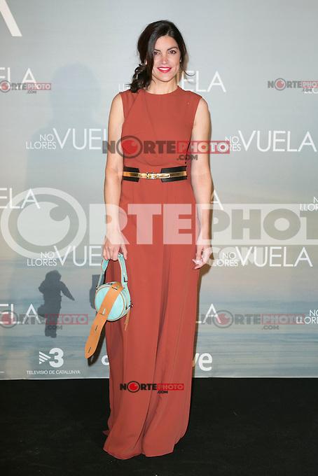 Jimena Mazzuco attends Claudia&acute;s Llosa &quot;No Llores Vuela&quot; movie premiere at Callao Cinema, Madrid,  Spain. January 21, 2015.(ALTERPHOTOS/)Carlos Dafonte) /NortePhoto<br /> NortePhoto.com