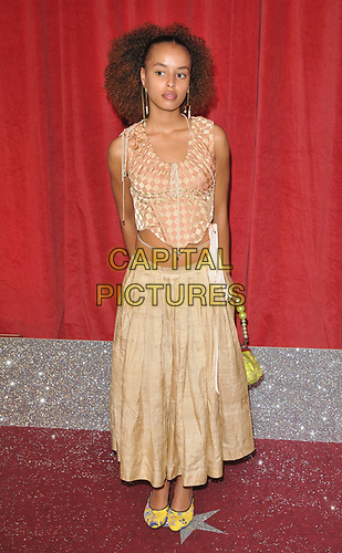 Talia Grant at the British Soap Awards 2019, The Lowry Theatre, Pier 8, The Quays, Media City, Salford, Manchester, England, UK, on Saturday 01st June 2019.<br /> CAP/CAN<br /> ©CAN/Capital Pictures