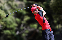 Tom Parker of Canterbury. Day One of the Toro Interprovincial Men's Championship, Mangawhai Golf Club, Mangawhai,  New Zealand. Tuesday 5 December 2017. Photo: Simon Watts/www.bwmedia.co.nz