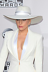 LOS ANGELES - NOV 20: Lady Gaga at the 2016 American Music Awards at Microsoft Theater on November 20, 2016 in Los Angeles, California