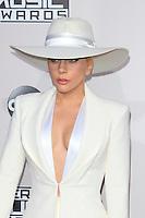 LOS ANGELES - NOV 20: Lady Gaga at the 2016 American Music Awards at Microsoft Theater on November 20, 2016 in Los Angeles, California