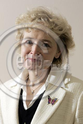 BRUSSELS - BELGIUM - 13 JANUARY 2006 -- Jaana HUSU-KALLIO Deputy Director-General, EU-Commission; Health and Consumer Protection DG. -- PHOTO: JUHA ROININEN / EUP-IMAGES