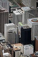 aerial photograph 343 Sansome Street San Francisco
