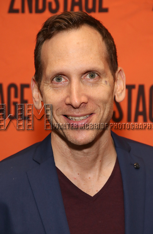 Stephen Kunken attends the Opening Night Party for 'A Parallelogram'  on August 2, 2017 at Havana Central in New York City.
