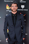 Alfonso Bassave attends to the Feroz Awards 2017 in Madrid, Spain. January 23, 2017. (ALTERPHOTOS/BorjaB.Hojas)