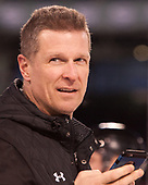 Bert Lenz (BC - Director-Sports Medicine) - The Boston College Eagles defeated the Providence College Friars 3-1 (EN) on Sunday, January 8, 2017, at Fenway Park in Boston, Massachusetts.The Boston College Eagles defeated the Providence College Friars 3-1 (EN) on Sunday, January 8, 2017, at Fenway Park.