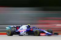 #10 Pierre Gasly, Toro Rosso, Honda. Italian GP, Monza 5-8 September 2019<br /> Monza 06/09/2019 GP Italia <br /> Formula 1 Championship 2019 <br /> Photo Federico Basile / Insidefoto
